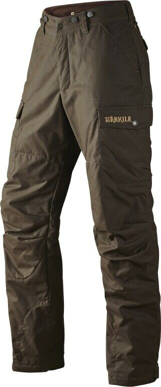 Härkila Hunting Trousers Dvalin Insulated - Hunting Green - Winter - Primaloft