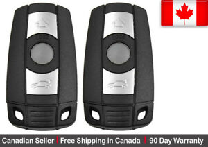 2x-New-Replacement-Keyless-Entry-Remote-Key-Fob-For-BMW-KR55WK49123-KR55WK49127