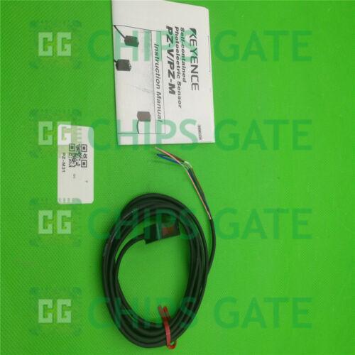 1PCS New in box Keyence Photoelectric Sensor Switch PZ-M31 PZM31