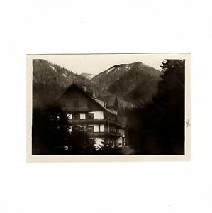 AK Ansichtskarte Alpenhotel Ammerwald in Tirol - 1930