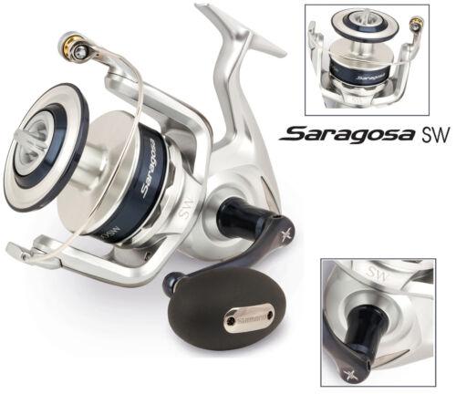 SRG5000SW Shimano Saragosa 5000 SW Saltwater Spinning Fishing Reel