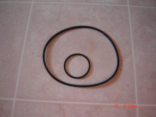 Sankyo Sound 501,S-501 Projector Belts 2 Belt Set