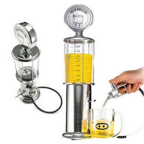 New Pretty Tage gas Pump Bar Drinking Alcohol Liquor Dispenser  WDC