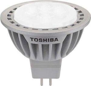 Toshiba-E-Core-Led-Lampe-a-Reflecteur-Spot-6-5W-MR16-GU5-3-4000K-Blanc-Neutre