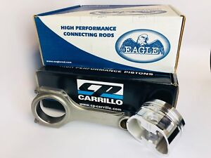 Details about CP Pistons Eagle Rods for Toyota MR-2 SW20 2 0L 3SGTE Gen 2  Gen 3 86mm 9 0:1