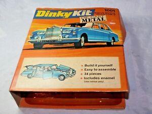 Kit d'action Dinky 1001 Rolls Royce Phantom V, non ouvert, superbe état
