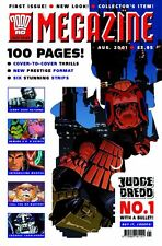 2000AD: JUDGE DREDD - THE MEGAZINE - COMPLETE VOL 4 - VERY GOOD CONDITION
