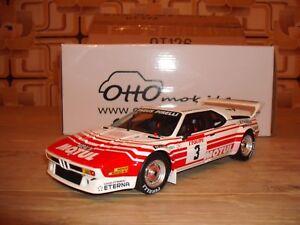 bmw M1 groupe B TDC 1983 otto models 1/18 - France - État : Neuf: Objet neuf et intact, n'ayant jamais servi, non ouvert. Consulter l'annonce du vendeur pour avoir plus de détails. ... Marque: otto models Marque du véhicule: BMW Échelle: 1:18 - France