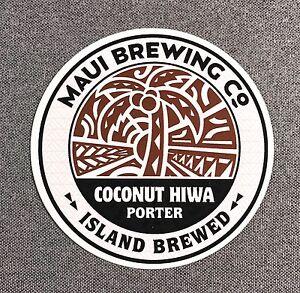 Deschutes Brewery Word Mark Sticker 4in Brewing