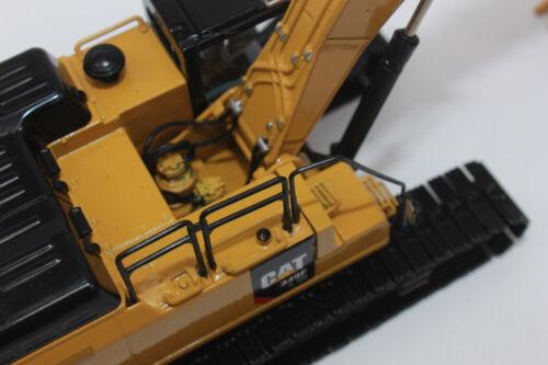 DIECAST masters 85943 349f l XE kettenbagger Cat caterpillar 1:50 nuevo en OVP