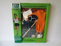 Vintage Action Man 40th Olympic Champion Outfit Set Boxed (am195)