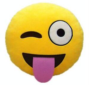 Emoji Cuscini.Cuscini Cuscino Face Facce Emoticon Emoji Ebay