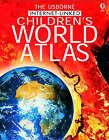The Usborne Internet-linked Children's World Atlas by Gill Doherty (Hardback, 2005)