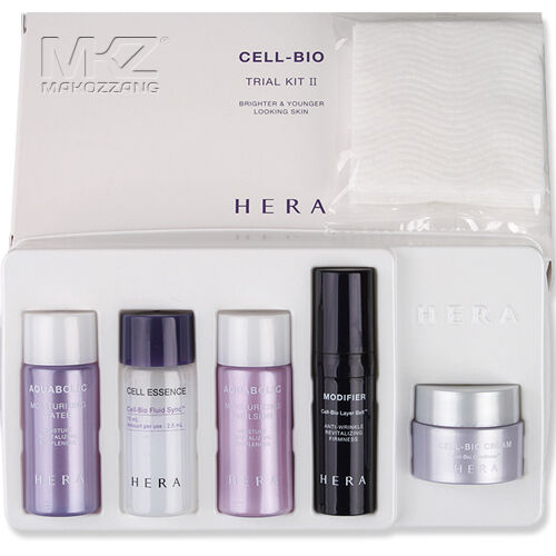 HERA Aquabolic Moisturizing Water Emulsion Cell Essence Modifier Cream KIT SET