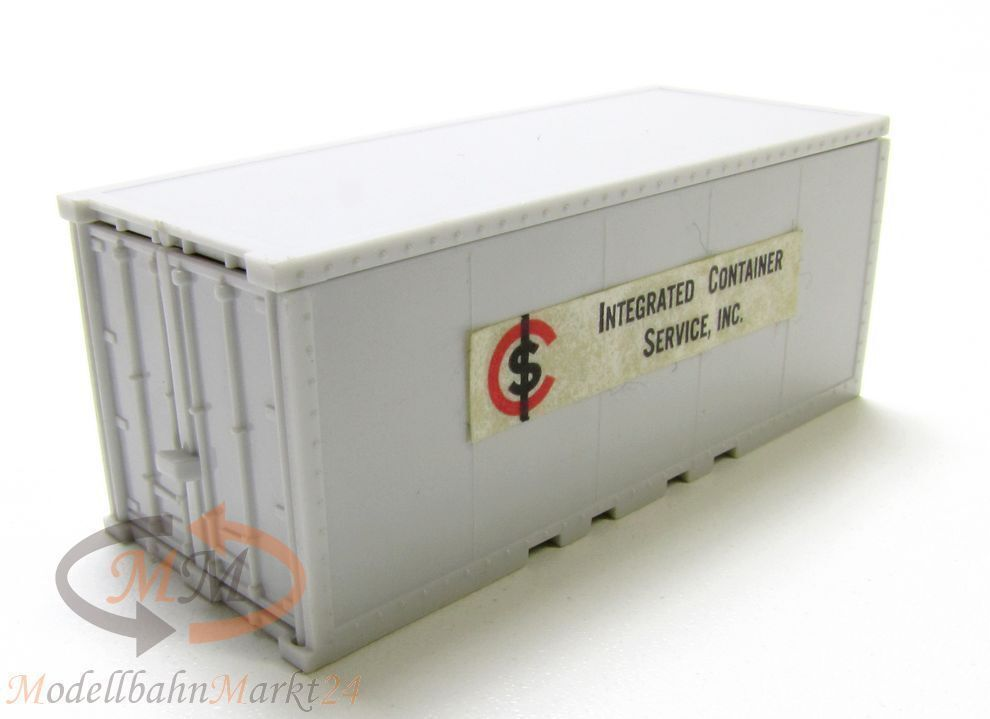 WIKING Container ICS Integrated Conatiner Service z.B. für Sattelzug MB MB MB L 1620 e35242