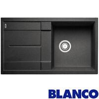 Blanco Metra 5s 1.0 Bowl Anthracite Black Silgranit Granite Kitchen Sink
