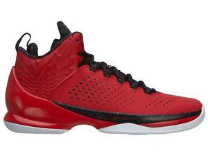 on sale 881f4 5bb9e Image is loading Jordan-Melo-M11-Mens-716227-605-University-Red-