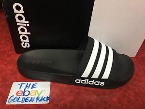 67071d33e Image is loading Adidas-CF-Adilette-Slides-Sandal-Slippers-AQ1701-Black-