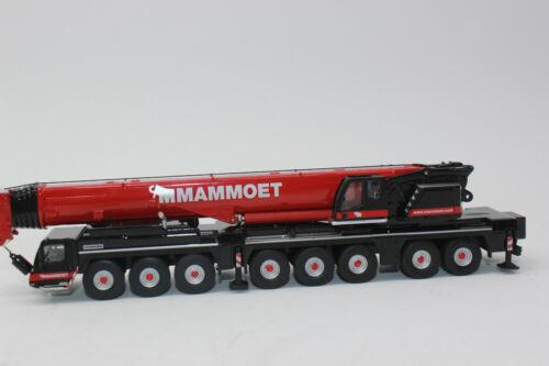 Imc 410104 Ltm 1450 Mammoet Grue Mobile 1:87 H0 Neuf Emballage D'Origine