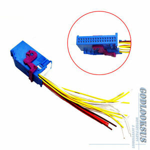 image is loading new-instrument-cluster-32-pin-wire-harness-plug-