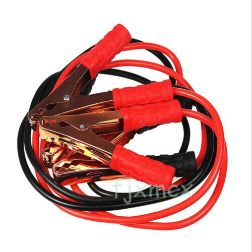 500A Booster Charge Emergency New battery Car Heavy Duty  Jumper Cables Starter