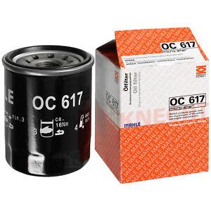Original-MAHLE-KNECHT-Olfilter-OC-617-Ol-Filter-Oil