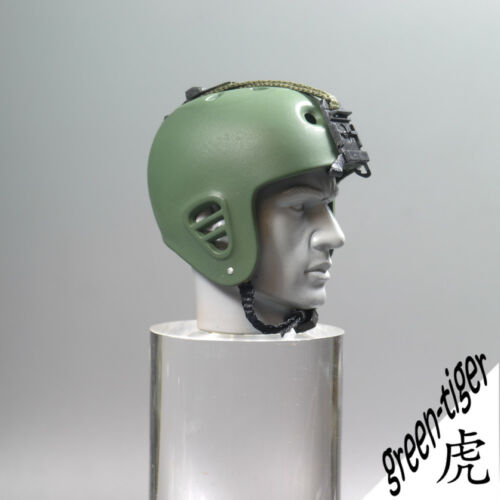 A330 1:6 Scale ace Military action figure parts Protec Helmet with NVG mount