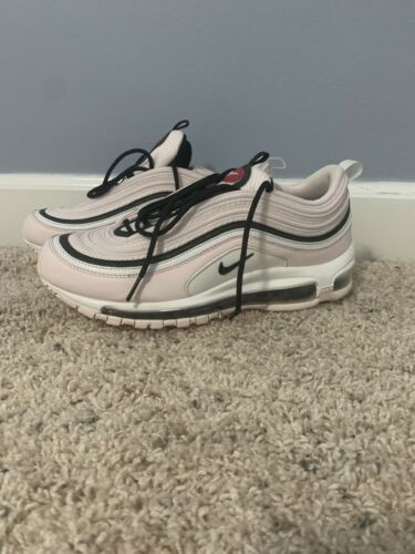 Nike Air Max 97 Pale Pink Shoes Women's Size 10
