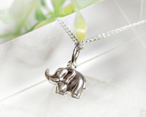 Elefant Anhänger Silber 925 Elefant 3D echt Sterlingsilber Kettenanhänger su37