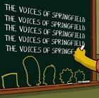 The Voices of Springfield von Various Artists (2016)