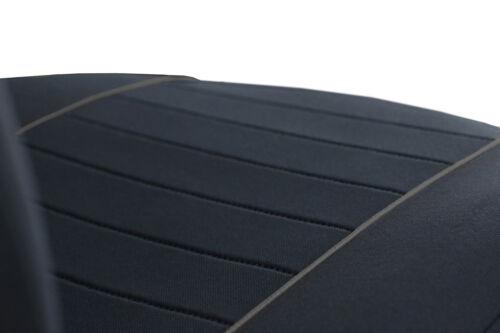 AUDI A3 8P 5 puertas 2003-2012 cubiertas de asiento de tela fuerte hecha a medida para coche