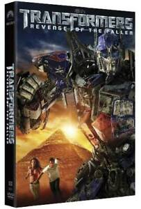 Transformers: Revenge of the Fallen (Single-Disc Edition) - DVD - GOOD