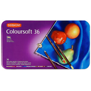 Derwent-Coloursoft-Pencil-Set-36-in-tin-Drawing-Set-Quality-Colouring