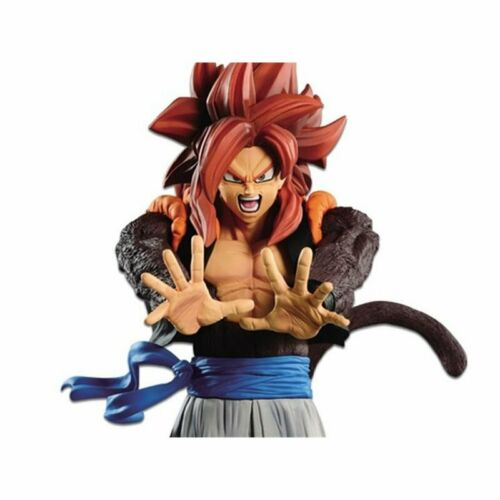 Dragon Ball GT Gogeta Super Saiyan 4 PVC Figure BANPRESTO