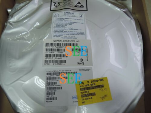 Brand New 216-0728014 Graphic BGA Chipset HD4500 HD4570 DC:201022+