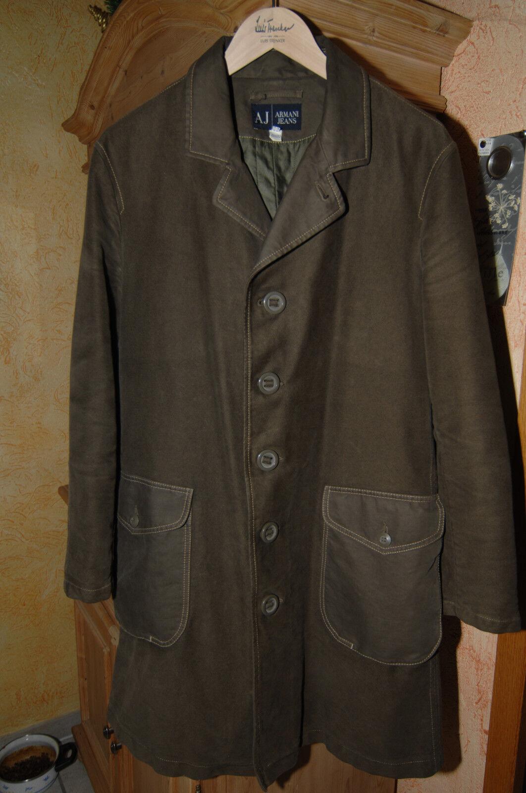 Armani Jeans Kurzmantel, olivgrün, Größe 50, guter guter guter Zustand, sehr bequem | Reparieren  b0c6c2