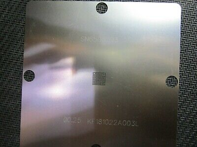 TM4EA23I TM4EA23IH6ZXRI TM4EA231H6ZXRI BGA168 Heated Stencil Template