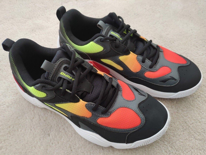 07bcc84b8df Li-Ning New York Fashion Week (NYFM) Rebirth basketball shoes