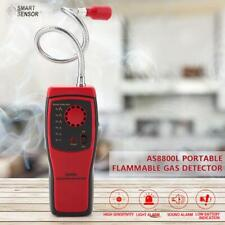 Portable Combustible Natural Gas Propane Leak Detector Tester Visual Leakage