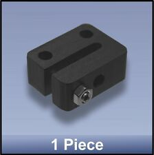 ANTI-BACKLASH DELRIN NUT (miniature) FOR CNC 8 mm M8 LEAD SCREW - 1 piece