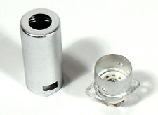 7 PIN TUBE SOCKET WITH SHIELD (Chassis mount)