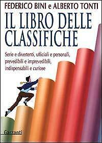 Il libro delle classifiche Bini Federico