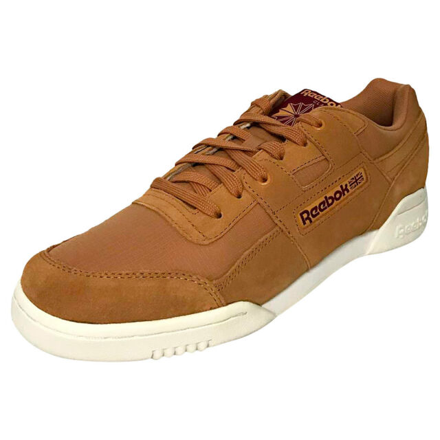 reebok workout plus suede