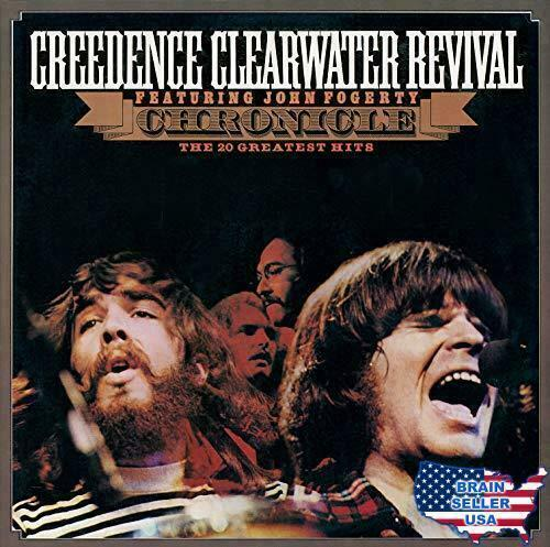 Chronicle, Vol. 1 Fantasy by Creedence Clearwater Revival 20 Greatest Hits Cd
