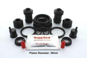 Piston for VAUXHALL MOVANO 1998-2010 BRKP217S REAR Brake Caliper Repair Kit
