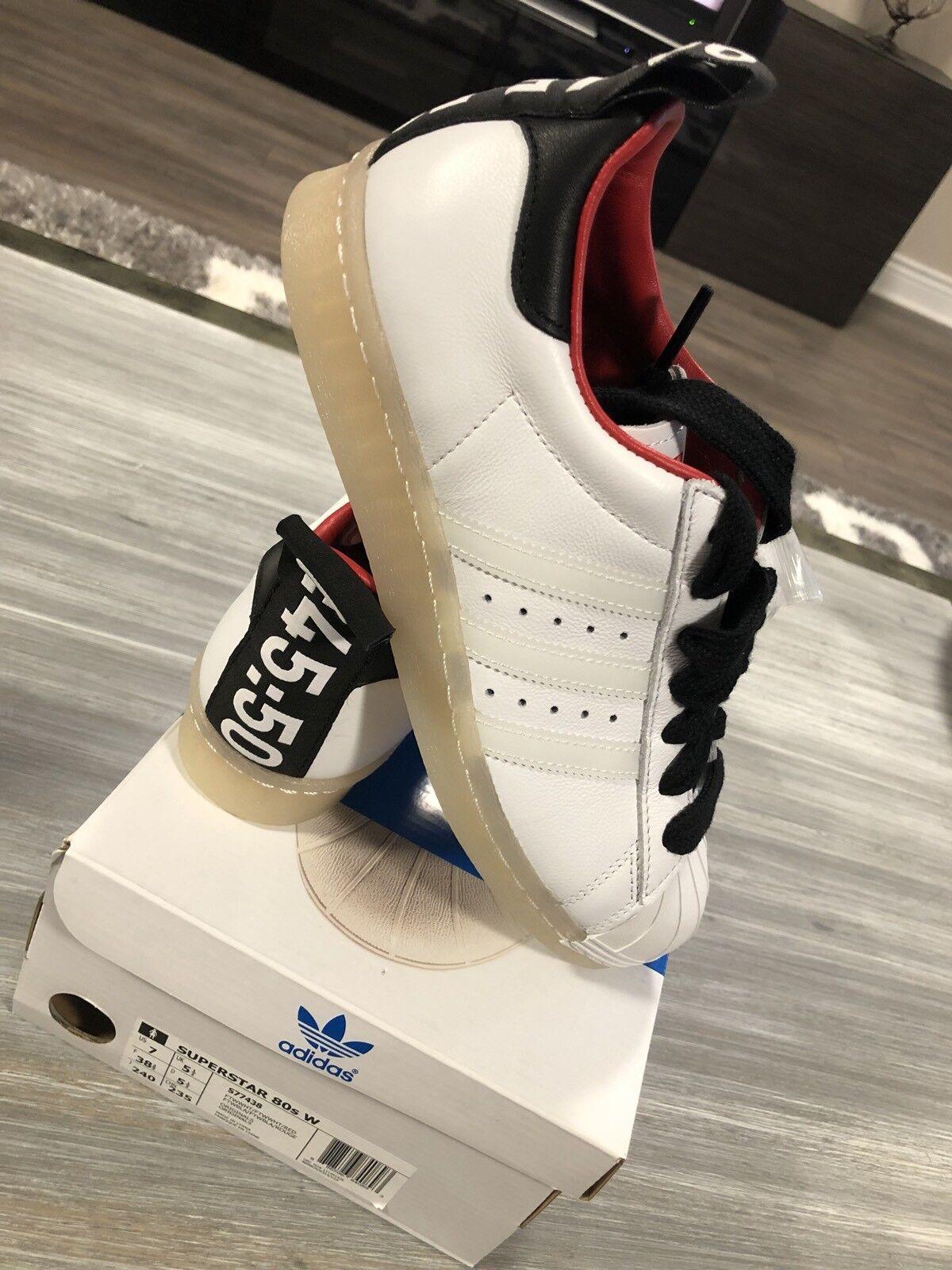 Adidas Superstar 80s W- Brand New-Größe 7