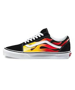 vans flamme old skool