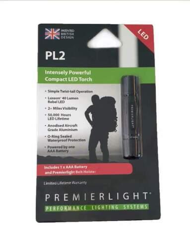 PremierLight Compact PL2 DEL Torche