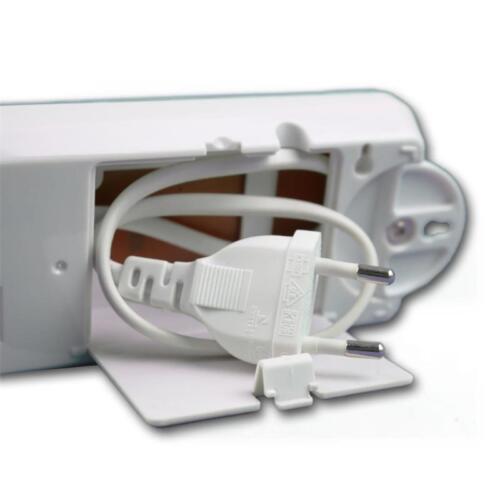 Lampe Notbeleuchtung automatische Notleuchte 30 LED Akku Fluchtweg-Leuche