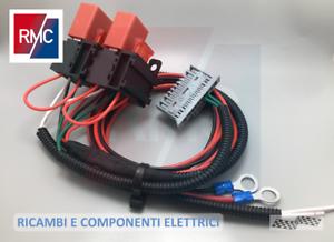 Connettore-Per-Body-Computer-Centralina-Anabbaglianti-Fiat-Panda-71745167-Rele